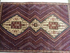 Shahrbabak 135 x 202 cm