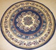 Sultan blå 150 rund och 200 rund