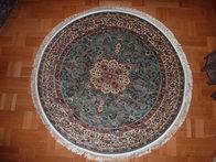 Aria turkos 150 cm rund och 200 cm rund