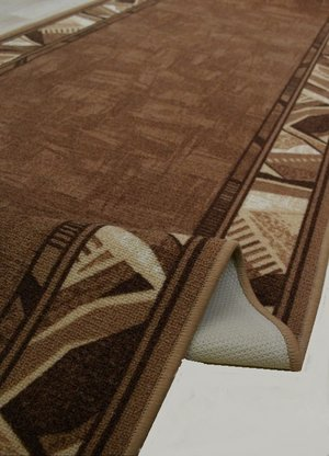 Corrido brun   100 cm bred