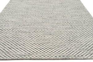 Morgan grå 140 x 200, 170 x 230, 220 x 300, 240 x 340