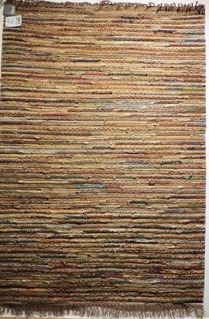 Svanefors trasmatta i höstfärger 70 x 140, 70 x 240, 140 x 200