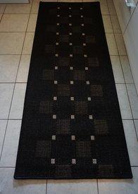 Florlux Quadrat svart 80 cm