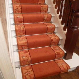 Feria orange 120 cm bred