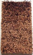 Silke Shaggy brun 60 x 100, 140 x 200, 160 x 230