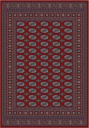 Harmoni Bouchara röd 67 x 105, 67 x 210, 140 x 200, 160 x 230, 200 x 300, 240 x 340