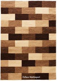 Topaz brun 140 x 200, 170 x 230
