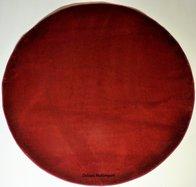 Violet röd 150 cm rund och 200 cm rund