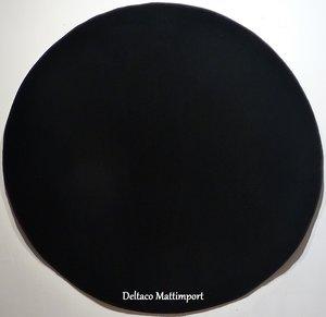 Violet svart 150 cm rund och 200 cm rund