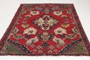Bakhtiari röd 162 x 203 cm