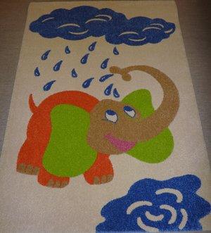 Elefant 135 x 190 cm
